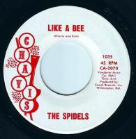 SPIDELS - LIKE A BEE - CHAVIS
