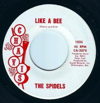 SPIDELS - LIKE A BEE - CHAVIS