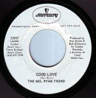 MEL WYNN TREND - GOOD LOVE - MERCURY DEMO