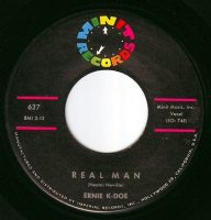 ERNIE K-DOE - REAL MAN - MINIT