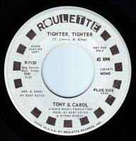 TONY & CAROL - TIGHTER,TIGHTER - ROULETTE DEMO