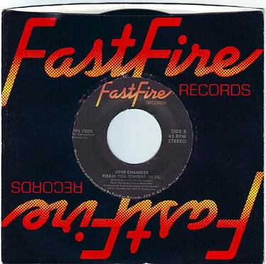 GENE CHANDLER - PLEASE YOU TONIGHT - FAST FIRE