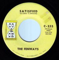 FENWAYS - SATISFIED - CO & CE