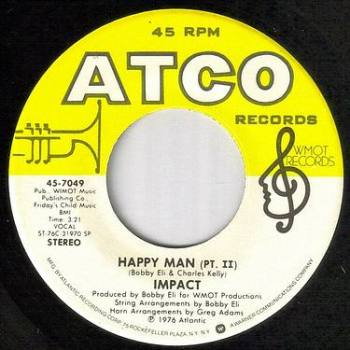IMPACT - HAPPY MAN - ATCO