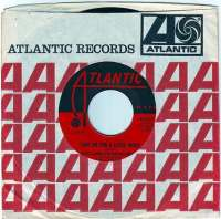 PATTI LABELLE & THE BLUEBELLES - TAKE ME FOR A LITTLE WHILE - ATLANTIC
