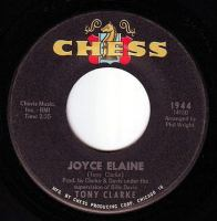 TONY CLARKE - JOYCE ELAINE - CHESS
