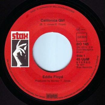 EDDIE FLOYD - CALIFORNIA GIRL - STAX