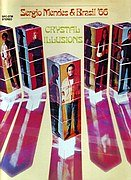 SERGIO MENDES & BRASIL '66 - CRYSTAL ILLUSIONS - PICKWICK