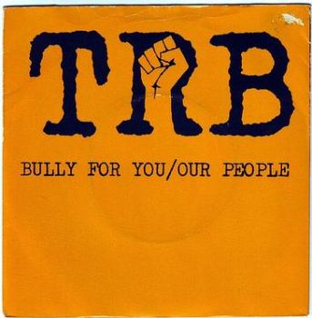 TOM ROBINSON BAND - BULLY FOR YOU - EMI
