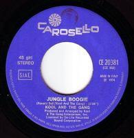 KOOL & THE GANG - JUNGLE BOOGIE - CAROSELLO