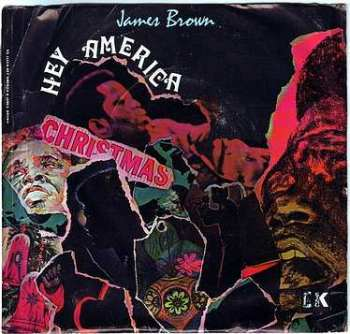 JAMES BROWN - HEY AMERICA - KING