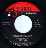 INEZ FOXX - MOCKINGBIRD - SYMBOL