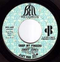 JIMMY JONES - SNAP MY FINGERS - BELL DEMO