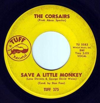 CORSAIRS - SAVE A LITTLE MONKEY - TUFF