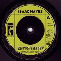 ISSAC HAYES - ROLLING DOWN A MOUNTAINSIDE - STAX