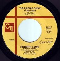 HUBERT LAWS - THE CHICAGO THEME - CTI
