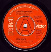 LORRAINE FRISAURA - JIMMY MACK - RCA DEMO