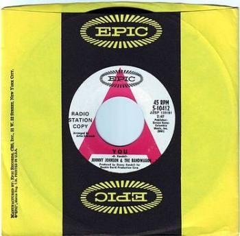 JOHNNY JOHNSON & THE BANDWAGON - YOU - EPIC DEMO