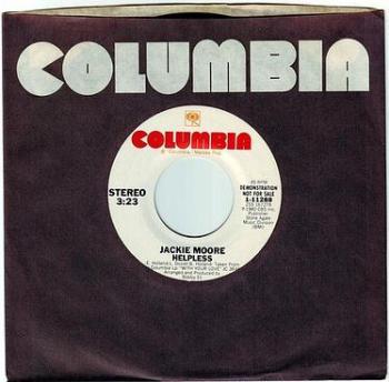 JACKIE MOORE - HELPLESS - COLUMBIA DEMO