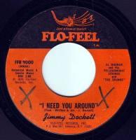 JIMMY DOCKETT - I NEED YOU AROUND - FLO-FEEL