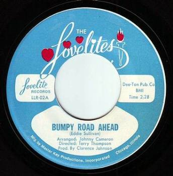 LOVELITES - BUMPY ROAD AHEAD - LOVELITE