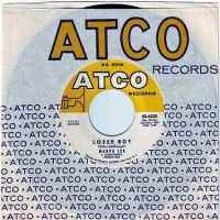 MARVA LEE - LOVER BOY - ATCO