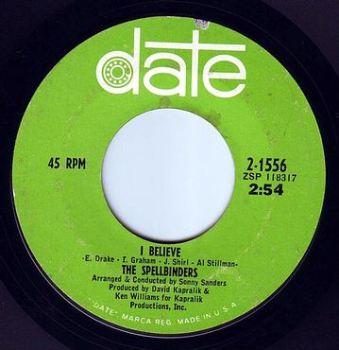 SPELLBINDERS - I BELIEVE - DATE