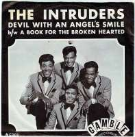 INTRUDERS - DEVIL WITH AN ANGEL'S SMILE - GAMBLE