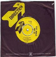 CLIFF NOBLES - LOVE IS ALL RIGHT - DIRECTION