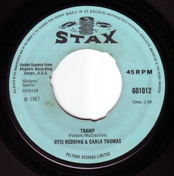 OTIS & CARLA - TRAMP - STAX