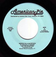 VELVELETTES - NEEDLE IN A HAYSTACK - AMERICAN PIE