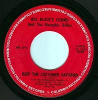 BILL BLACKS COMBO - KEEP THE CUSTOMER SATISFIED - COLUMBIA