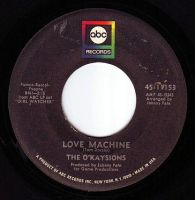 O'KAYSIONS - LOVE MACHINE - ABC