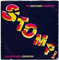 BROTHERS JOHNSON - STOMP - A&M