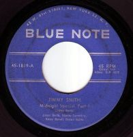 JIMMY SMITH - MIDNIGHT SPECIAL - BLUE NOTE