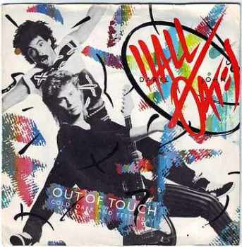 HALL & OATES - OUT OF TOUCH - RCA