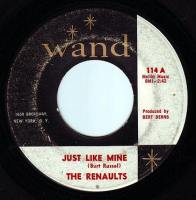RENAULTS - JUST LIKE MINE - WAND