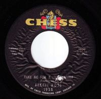 JACKIE ROSS - TAKE ME FOR A LITTLE WHILE - CHESS