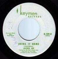 JACKIE LEE - BRING IT HOME - KEYMEN