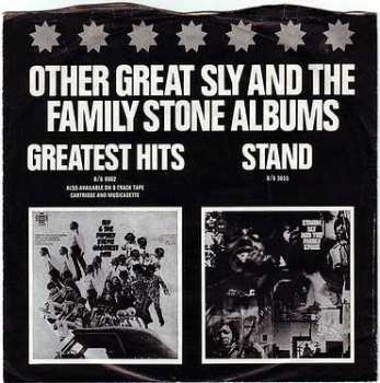 SLY & THE FAMILY STONE - DANCE TO THE MUSIC - EPIC PROMO