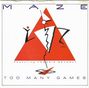 MAZE - TOO MANY GAMES - CAPITOL