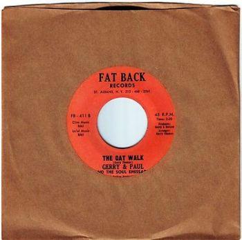 GERRY & PAUL - THE CAT WALK - FAT BACK