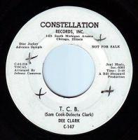 DEE CLARK - T.C.B. - CONSTELLATION DEMO