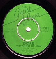 TAVARES - THE GHOST OF LOVE - CAPITOL