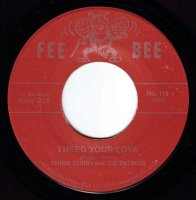 CHUCK CORBY - I NEED YOUR LOVE - FEE BEE