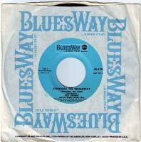 ROY BROWN - STANDING ON BROADWAY - BLUESWAY