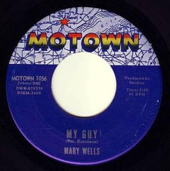 MARY WELLS - MY GUY - MOTOWN
