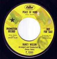 NANCY WILSON - PEACE OF MIND - CAPITOL DEMO