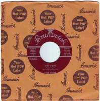 JACKIE WILSON - THAT'S WHY - BRUNSWICK