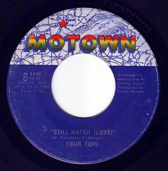 FOUR TOPS - STILL WATER (LOVE) - MOTOWN